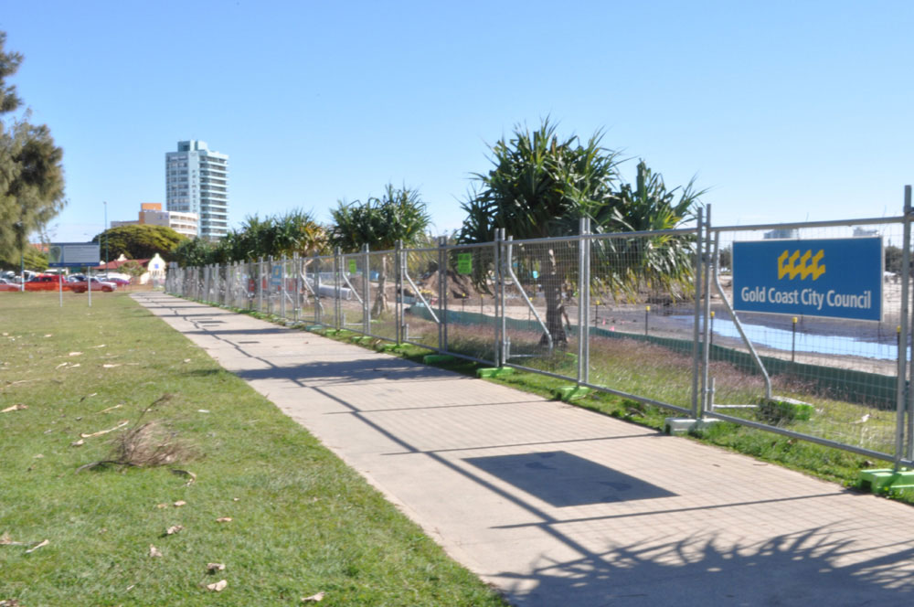 temporary mesh fence, temporary mesh fencing